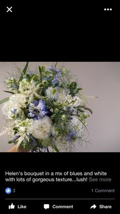 Find This Pin And More On Bluebell Wedding By Humphreys0884