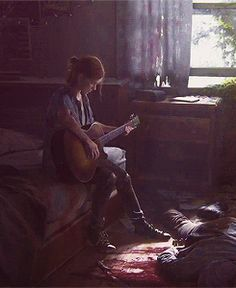 mrjasontodd:The Last Of Us Part II