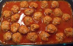 Recipe: Pork meatballs sweet and sour sauce. How To Cook Meatballs, Pork Meatballs, Pork Recipes, Wine Recipes, Cooking Recipes, Meatball Recipes, Ham Sausage Recipe, Food Is Fuel, Food For A Crowd