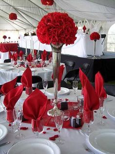 Red And White Wedding Ideas Catrina Coulson Carpet Event
