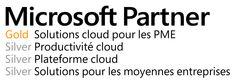 PROJECT SI Partenaire GOLD et SILVER MICROSOFT pour accompagner votre entreprise dans le Cloud 01 40 96 21 19