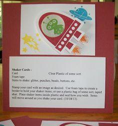 CSL: October technique Card
