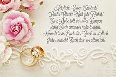 26 innige Glückwünsche zur Hochzeit Die Musik der Worte
