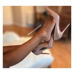 """Good morning. Choice of shoe for today and amusement at reading my messages. Boys. A piece of advice. If all you do is ask """"footjob?"""" or are crude and talk about your little chap all I will do is block you. Please be respectful! . #heels #shoes #feet #legs #shoeporn #legsfordays #sprettyfeetgang #prettyfeet #toes #paintedtoes"""