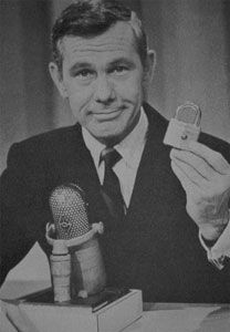 1967 - Along with print and radio advertising, Master Lock branched into television. The first commercial, in which a Master Lock padlock foils a bullet fired from a .44 Magnum pistol, was shown in 1967 on the NBC Today show with Hugh Downs, and the Tonight Show with Johnny Carson.