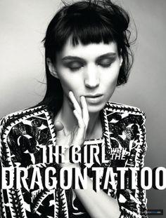 Lisbeth Salander - The Girl with the Dragon Tattoo