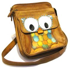owl-painted-fossil-leather-purse-sold