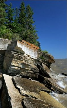 - SCENIC - IMAGES OF MANITOBA Hecla Island Shoreline Hecla/Grinstone Provincial Park MANITOBA Canada Trip, O Canada, Canada Travel, Photographs, Photos, Pictures, Lake Photography, Future Travel, Hair Tips