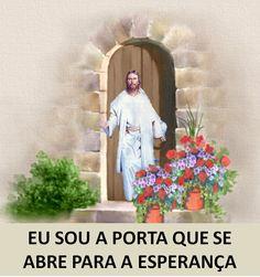 Jesus, abre-me uma porta de um emprego!    Senhor, atende este clamor que brota do mais íntimo do meu coração: abre-me uma porta ! Só ...
