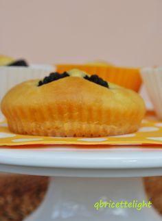 Q B Le ricette light: Miniplumcake alle more con Stevia