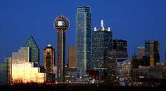 Love the Dallas skyline #home #DallasTX