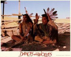 """CAST: Kevin Costner, Mary McDonnell, Graham Greene, Rodney A. Grant, Floyd """"Red Crow"""" Westerman, Tantoo Cardinal, Robert Pastorelli, Charles Rocket, Maury Chaykin, Jimmy Herman, Nathan Lee Chasing His"""