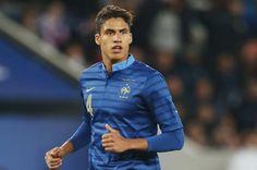 France National Team, World Cup 2014, Real Madrid, Fifa, Football, Sports, Jackets, Shopping, Raphael Varane