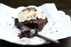 Nyttig och glutenfri kladdkaka | Catarina Königs matblogg