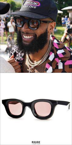 Funky Glasses, Mens Glasses Frames, Sunglasses Women Designer, Odell Beckham Jr, Fashion Eye Glasses, Men Eyeglasses, Tom Ford Sunglasses, Thing 1, Designing Women