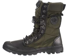 PALLADIUM PAMPA TACTICAL BOOTS