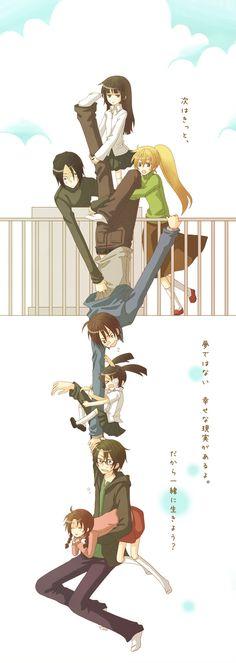 Tags: Anime, Yume Nikki, Madotsuki, Monoe, Monoko