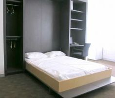 """See our web site for even more relevant information on """"murphy bed ideas ikea apartment therapy""""x. It is actually a superb area to learn more. Apartment Therapy, Studio Apartment, Besta Hack, Murphy-bett Ikea, Fold Down Beds, 3/4 Beds, Wall Beds, Modern Murphy Beds, Murphy Bed Plans"""