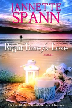 This week, the author in the spotlight is inspirational romance author, Jannette Spann. Her latest book is Right Time for Love. Right Time for Love - Jannette Spann Brandy Wyne's future includes an...