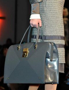 New designer handbags from AW14 fashion week. See all the bags | ELLE UK My sophisticated bag it's sayIng something