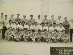 Deportes La Serena 1969 (blanco y negro).