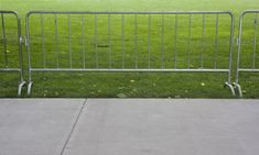 HIREtrady highlights the improtance of temporary fence panel installation services across Australia for security during events, concerts and worksites. Fence Panels, Conception, Deco, Fencing, Home Appliances, Outdoor Structures, Fence Ideas, House Appliances, Fences