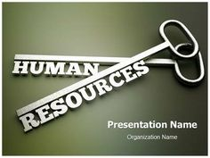 Download our state-of-the-art human resource #management key PPT #template. Make…