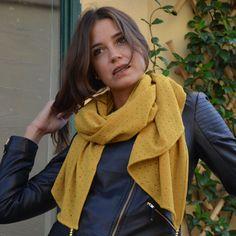 Marta shawl...discover its beautiful on shop.marinafinzi.com