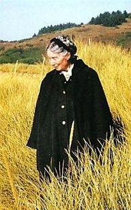 ...walking in the fields