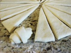 Recipes: Quick & Easy croissant rolls! No more Pillsbury!  Melt in your mouth yuminess!