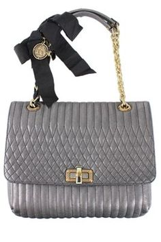 I think I need a Lanvin to add to my designer handbag collection!!