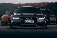 Widebody Audis: The Sexiest Cars on Roads!