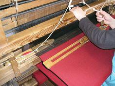 Handweberei Moser - handcrafter linens
