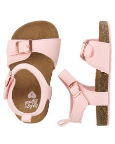 OshKosh Sandal Crib Shoes | Carters.com