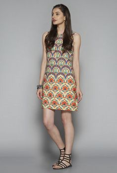 535157c92b085 Bombay Paisley by Westside Navy Printed Dress