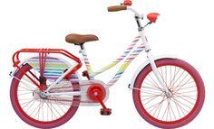 Oilily Stripe - Het Nederlandse modehuis Oilily is wereldberoemd geworden door fantasievolle en kleurrijke kledingcollecties voor kinderen en dames. Reden voor Sparta om Oilily uit te nodigen om haar visie op mode eens los te laten op de fiets. Deze succesvolle samenwerking is toe aan zijn tweede collectie fietsen en telt 4 adembenemende ontwerpen. Stuk voor stuk fietsen die met oog voor detail en kleur zijn ontworpen. En stuk voor stuk unieke fietsen waarmee je gezien wilt worden.