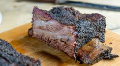 What are Short Ribs? Where do They Come From, How to Cook Them Grilled Beef Short Ribs, Bbq Short Ribs, What Are Short Ribs, Best Short Rib Recipe, Korean Style Ribs, Ribs On Gas Grill, Flanken Ribs, Beef Ribs Recipe, Rib Bones