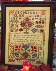 Arise My Soul - I found this while browsing JuliesXstitch.com