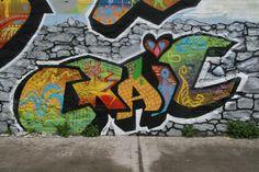 Graffiti in Galway, Ireland  ©Steve Gillick
