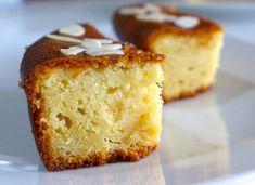 Greek Yogurt Cake Soaked in Syrup Recipe (Yiaourtopita) - My Greek Dish Greek Cake, Greek Yogurt Cake, Greek Sweets, Greek Desserts, Greek Yogurt Recipes, Eat Greek, Food Cakes, Greek Dishes, Cake Recipes