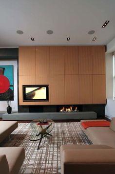 Minimalist Fireplace Ideas-06-1 Kindesign