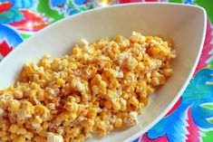 Mexican Corn Salad-a woman at work made a version of this at our end of year bbq, and it was wonderful.