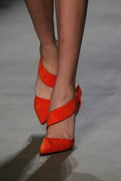 100 Gorgeous Shoes From Pinterest For S/S2014 - Style Estate - Narciso Rodriguez Fall 2014
