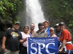 #SPCollege students prepare for their study abroad trip to Costa Rica!