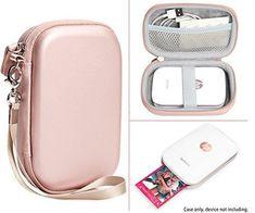 HP Sprocket Portable Photo Printer Polaroid ZIP Mobile Mesh Pocket Travel Case #CaseSack