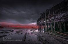 Sunrise by AeySakchai. Please Like http://fb.me/go4photos and Follow @go4fotos Thank You. :-)