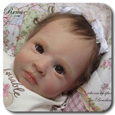 Rowan Reborn Doll Kit, by Jessica Schenk