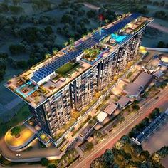 Voyage to the Stars 3 & 4 BHK Futuristic Luxury Apartments  by Cloud 9 at NIBM Road, Pune.  Details On : www.cloud9estate.co.in #Luxury#NIBM#Pune
