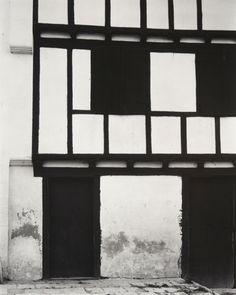 Paul Strand - Philadelphia Museum of Art - Collections Object : Basque Façade, Arbonne, Pyrénées-Atlantiques, France
