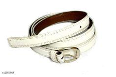 Belts Faux Leather Women's Belt Material: Faux Leather   Size: 26 in To 34 in  Description: It Has 1 Piece Of Women's Belt Pattern : Solid Country of Origin: India Sizes Available: Free Size   Catalog Rating: ★3.9 (439)  Catalog Name: 脙聝脝聮脙娄芒聙聶脙聝芒聙聽脙聜芒聜卢芒聞垄脙聝脝聮脙垄脗垄脙聝芒聙職脙聜脗垄脙聝脝聮脙娄芒聙聶脙聝脗垄脙聜芒聙職脗卢脙聟脗隆脙聝脝聮脙垄芒聜卢脜聽脙拢芒聙職脙聜脗聺脙聝 CatalogID_336321 C72-SC1081 Code: 131-2501804-981